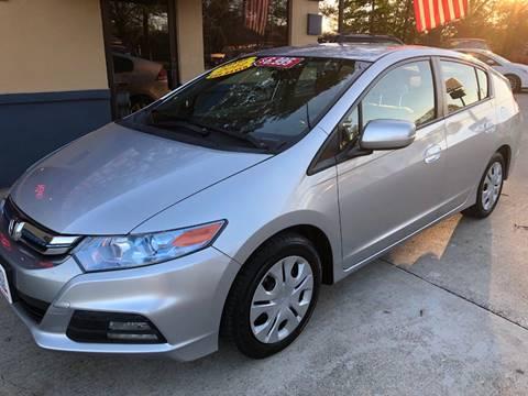 2012 Honda Insight for sale in Denham Springs, LA