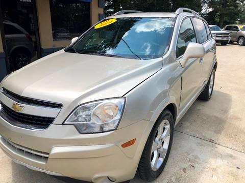 2014 Chevrolet Captiva Sport for sale in Denham Springs, LA