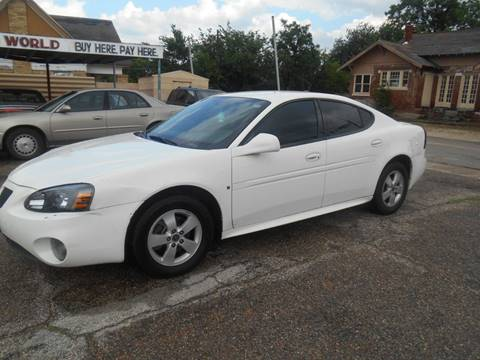 2006 Pontiac Grand Prix for sale in Fort Worth, TX