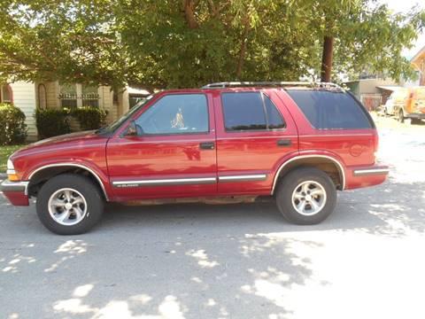1998 Chevrolet Blazer for sale in Fort Worth, TX