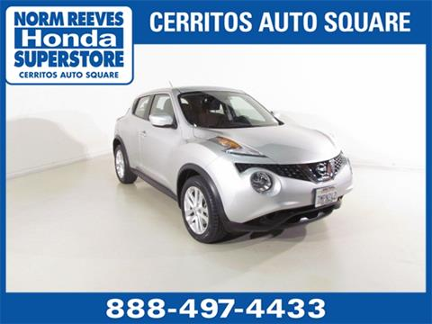 2015 Nissan JUKE for sale in Cerritos, CA