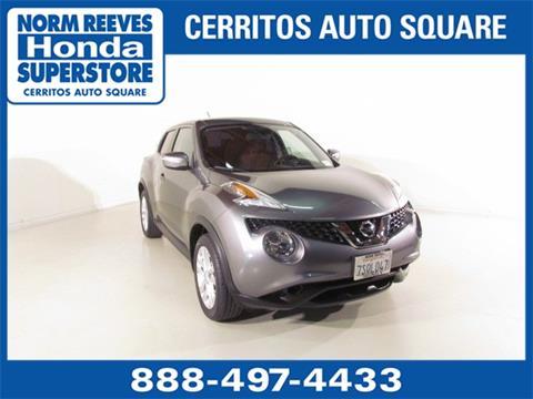 2016 Nissan JUKE for sale in Cerritos, CA