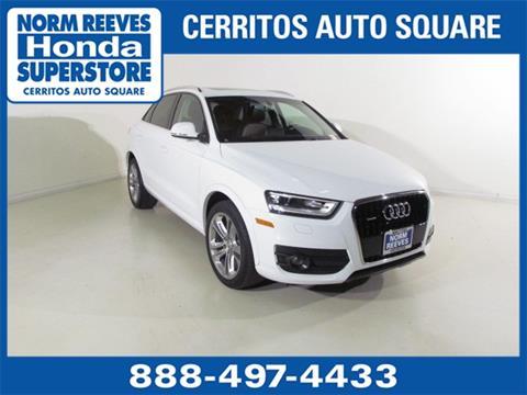 2015 Audi Q3 for sale in Cerritos, CA