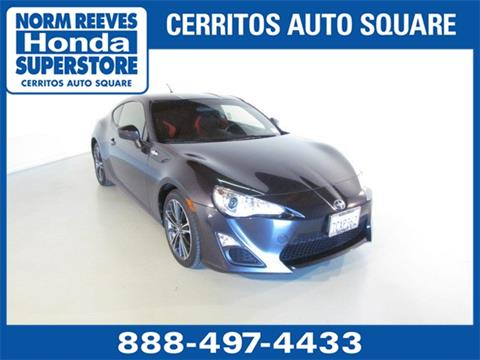 2014 Scion FR-S for sale in Cerritos, CA
