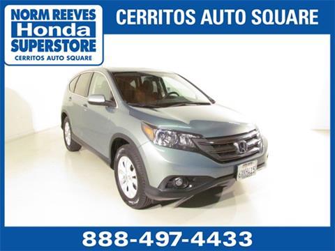 2012 Honda CR-V for sale in Cerritos, CA