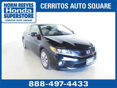 2015 Honda Accord for sale in Cerritos, CA