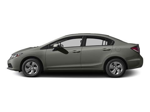 2015 Honda Civic For Sale At NORM REEVES HONDA CERRITOS In Cerritos CA
