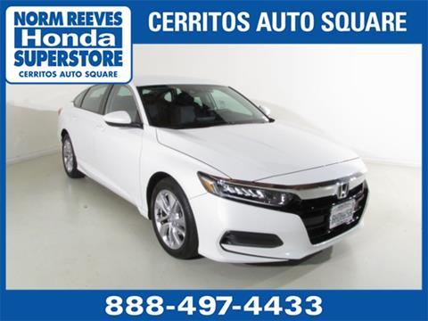 2019 Honda Accord for sale in Cerritos, CA