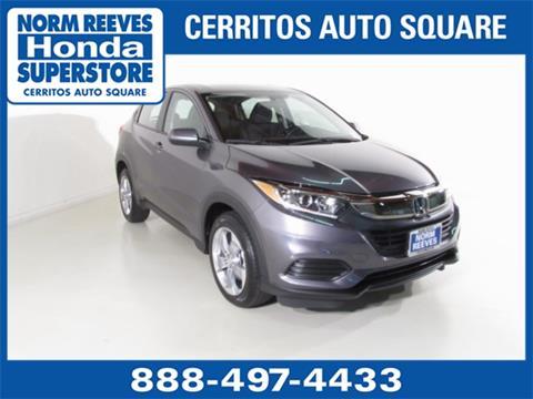 2019 Honda HR-V for sale in Cerritos, CA