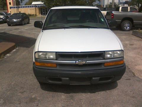 2002 Chevrolet S-10 for sale in St Augustine, FL