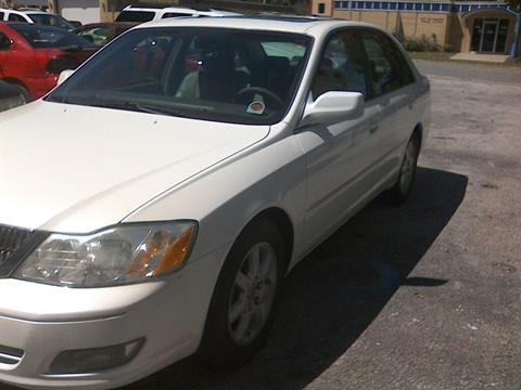 2002 Toyota Avalon for sale in St Augustine, FL