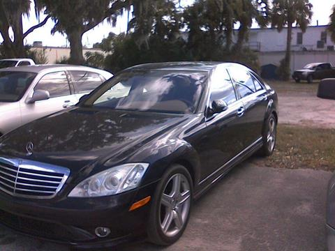 2007 Mercedes-Benz S-Class for sale in St Augustine, FL