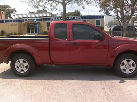 2006 Nissan Frontier for sale in St Augustine, FL