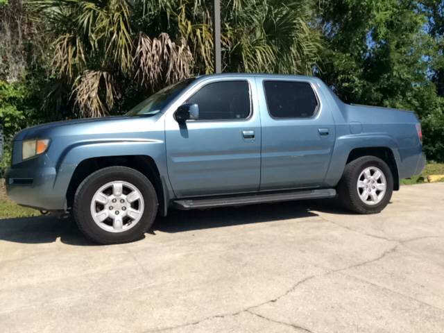 Wonderful 2006 Honda Ridgeline For Sale At First Coast Motorsports In St Augustine FL