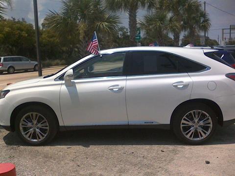 2013 Lexus RX 450h for sale in St Augustine, FL
