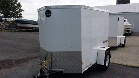 2017 Wells Cargo 6 x 10 V-Nose