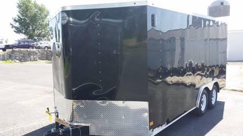 2017 Wells Cargo 8.5 x 16 V-Nose