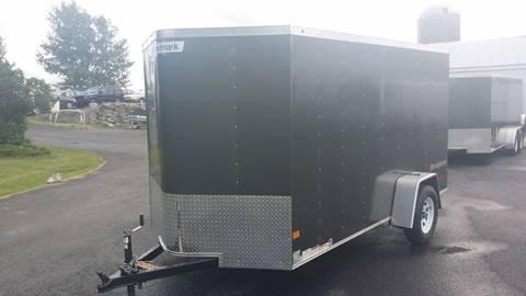 2017 Wells Cargo 6 x 12 V-Nose