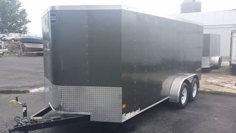 2017 Wells Cargo 7 x 16 V-Nose