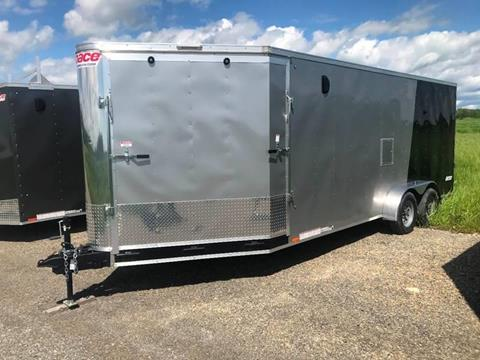 2019 Pace American 7x23 Dual Axle Dual Ramp Door for sale in La Fargeville, NY