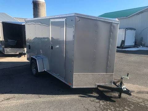 2020 Pace American 6x12 V-Nose Single Axle for sale in La Fargeville, NY