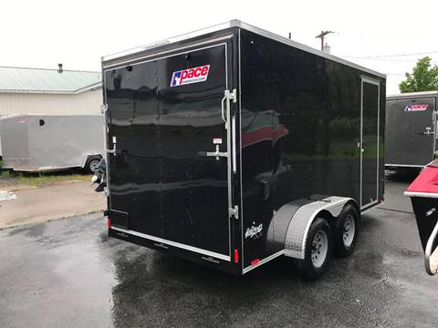 2020 Pace American 7x14 V-nose Dual Axle for sale in La Fargeville, NY