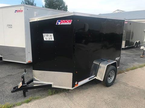 2020 Pace American 5x8 Single Axle V-nose for sale in La Fargeville, NY