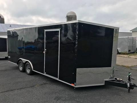 2020 Pace American 8.5x20 V-Nose Dual Axle for sale in La Fargeville, NY