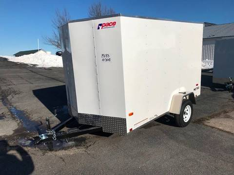 2020 Pace American 6x10 V-Nose Single Axle for sale in La Fargeville, NY