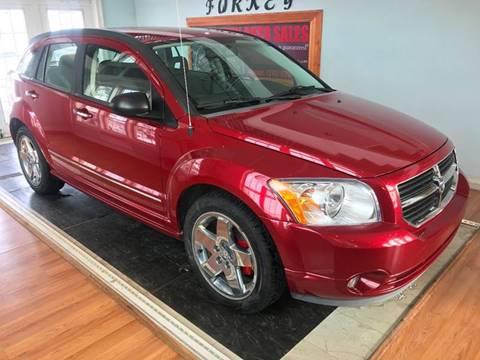 2007 Dodge Caliber for sale at Forkey Auto & Trailer Sales in La Fargeville NY