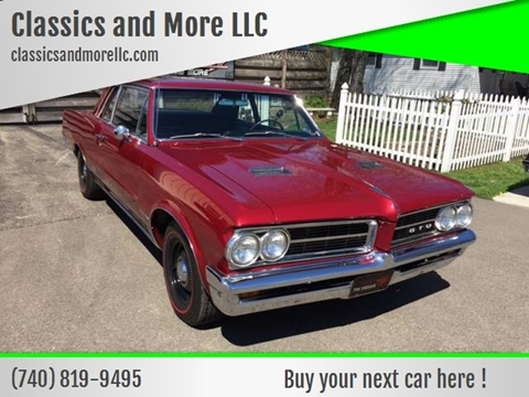 1964 Pontiac Le Mans for sale in Roseville, OH