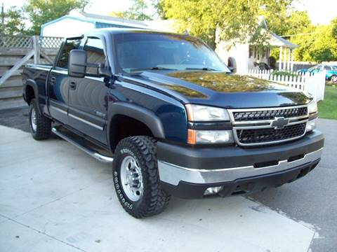 2007 Chevrolet Silverado 2500HD Classic for sale at Classics and More LLC in Roseville OH