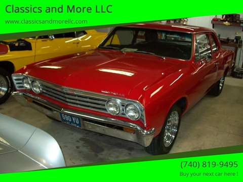 Used Chevrolet Chevelle Malibu For Sale In Boise Id Carsforsalecom