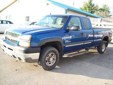 2003 Chevrolet Silverado 2500HD for sale in Roseville, OH