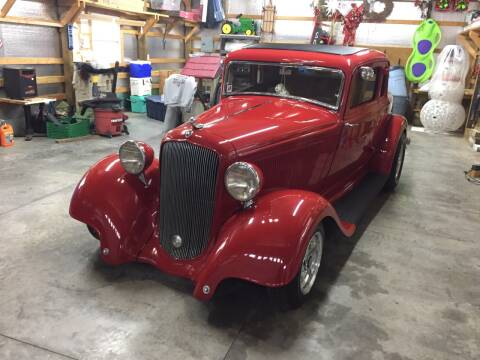 1933 Plymouth Business Coupe