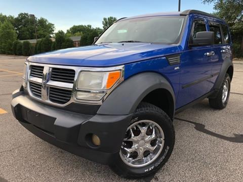 2007 Dodge Nitro for sale in Akron, OH