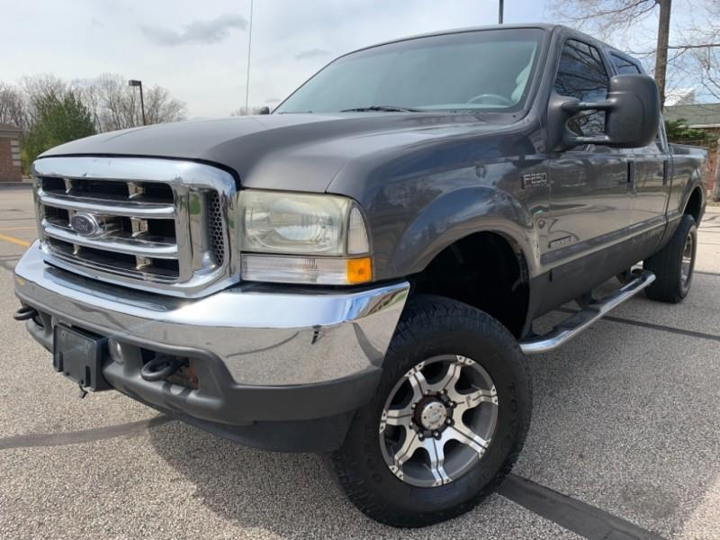 2003 f250 extended cab short bed