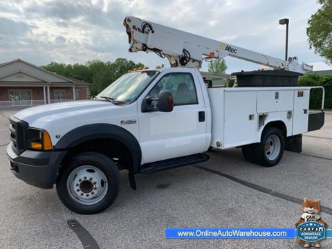 2006 Ford F-450 Super Duty for sale in Akron, OH