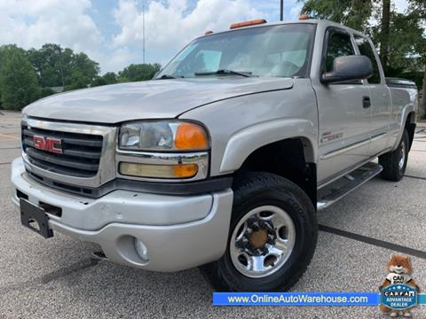 2004 GMC Sierra 2500HD for sale in Akron, OH