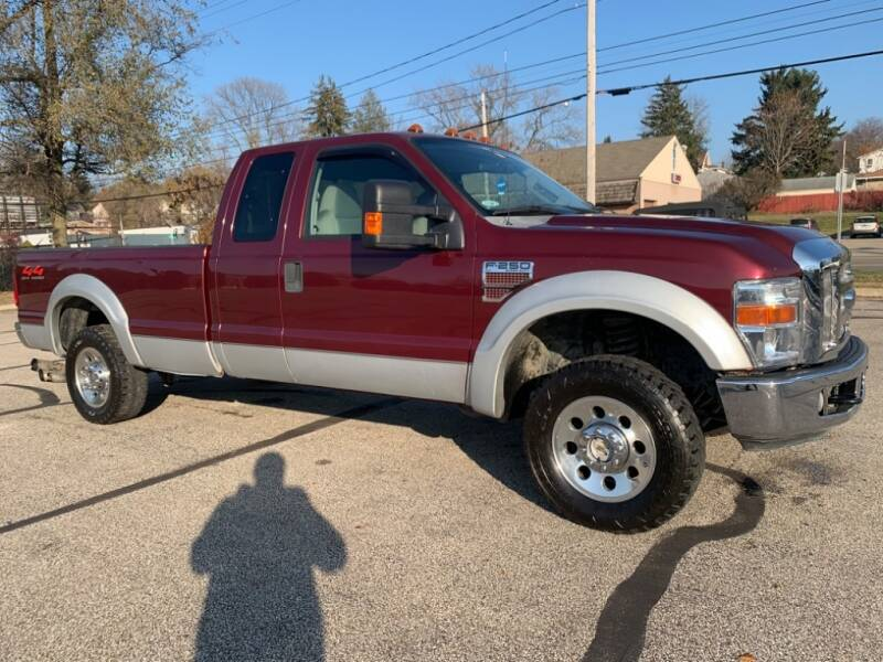 2008 Ford F-250 Super Duty 4X4 DIESEL SUPER CAB LONG BED 145K - Akron OH
