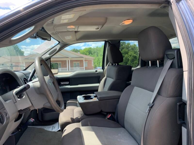 2006 Ford F-150 4X4 SuperCAB 108k AUTO 5.4L V8 ENGINE - Akron OH