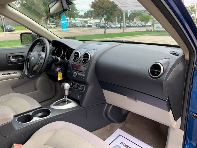 2010 Nissan Rogue AWD S AUTO 2.5L ENGINE 157K - Akron OH