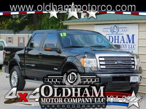 2013 Ford F-150 for sale in Zebulon, NC