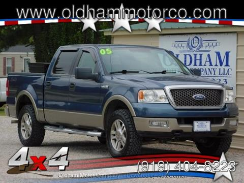 2005 Ford F-150 for sale in Zebulon, NC