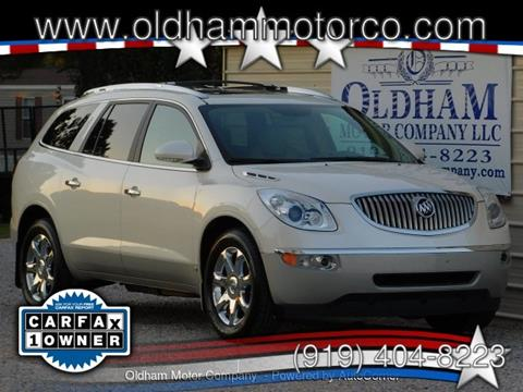 2010 Buick Enclave for sale in Zebulon, NC