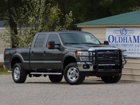 2016 Ford F-250 Super Duty for sale in Zebulon, NC
