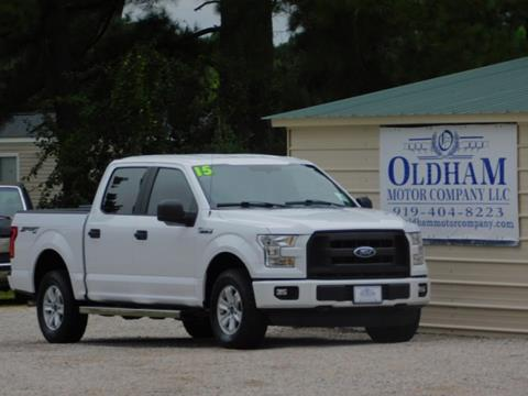 2015 Ford F-150 for sale in Zebulon, NC
