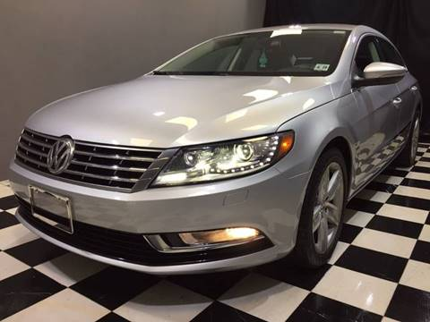 2014 Volkswagen CC for sale at MAGIC AUTO SALES in Little Ferry NJ