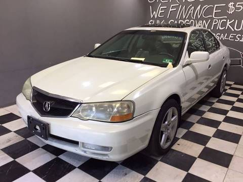 2002 Acura TL for sale in Jersey City, NJ