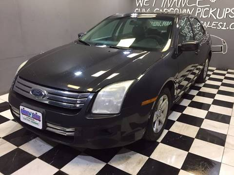 2007 Ford Fusion for sale in Jersey City, NJ